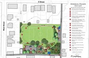 Heberlig Palmer Park Design