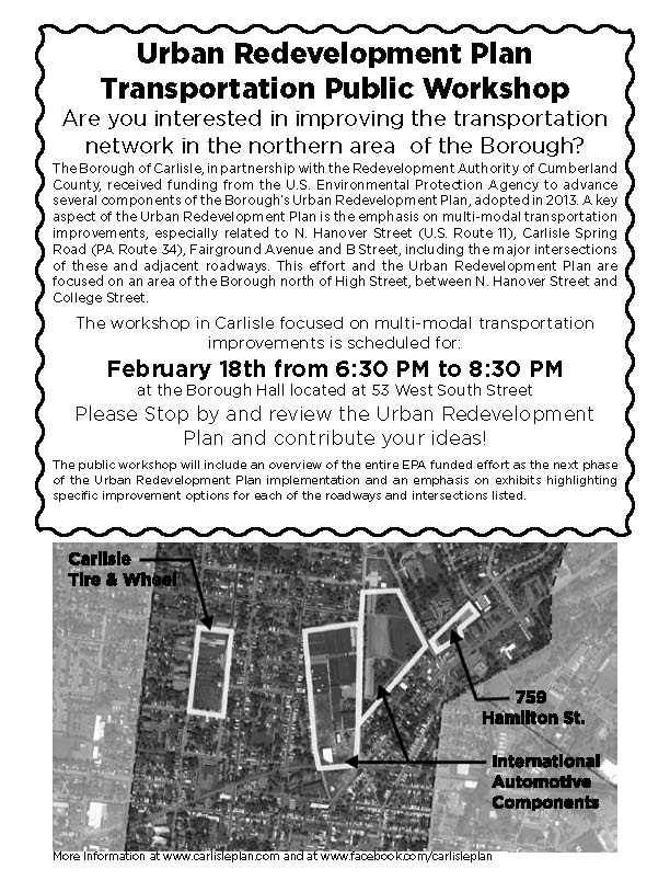 2014_0205_Transportation Public Workshop flyer