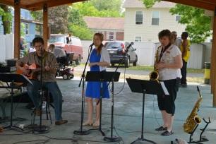 Diane Balteaff Trio