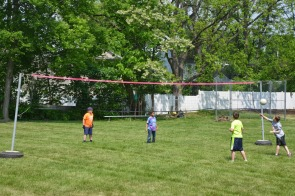 Volleyball in Park (3)