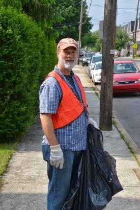 Volunteers.Work and Play