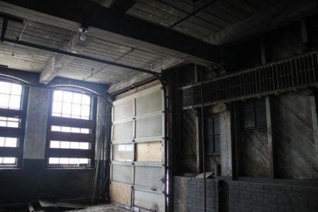 Ground Floor-Garage Door
