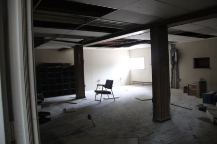 2nd floor-partitioned room